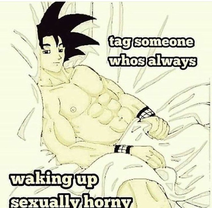 If youre horned up like a stag needing to pounce but your penis or vagina next to you in bed is still sleeping. How you waking the poor tired soul?