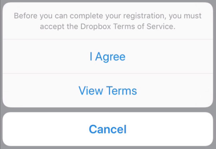 When You DOWNLOAD An App Or Something Do You Actually Read The Terms Of Service Or Terms Of Agreement?