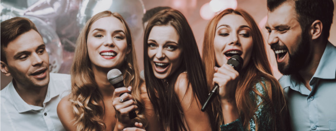 Name some of your favorite songs for karaoke?