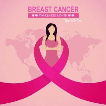 Girls, what are you doing to make sure your boobs stay cancer free this October?