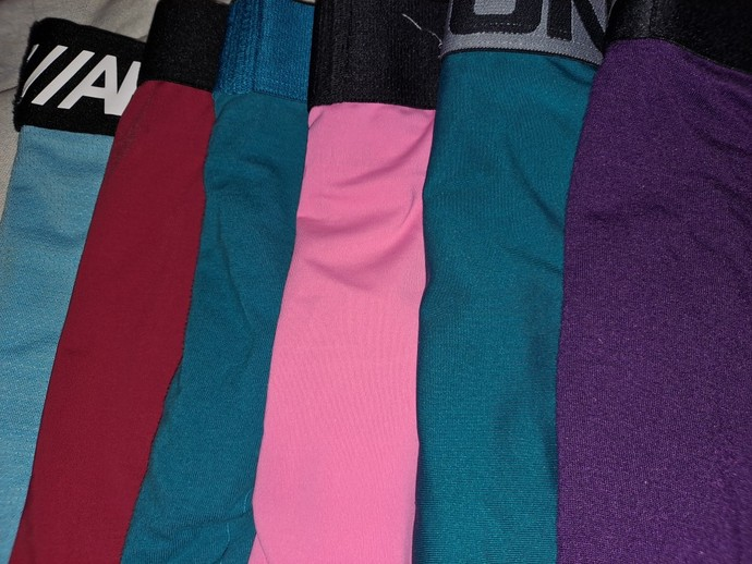 Which color boxer briefs are sexiest?