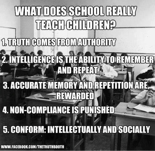 Should kids be taught to always question authority?