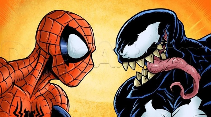 Why has Venom always wanted to fight Spider-Man?