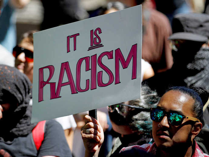 What is a racist to you or how you classify one as a racist?