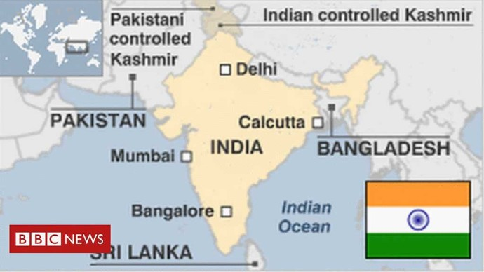 Why INDIA attack Kashmir?
