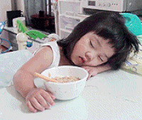 Anyone else sleep horribly last night?