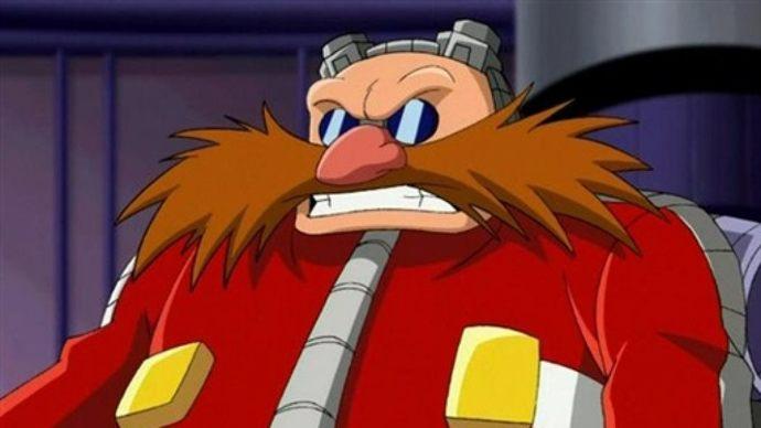 Doctor Eggman--Yes or no?