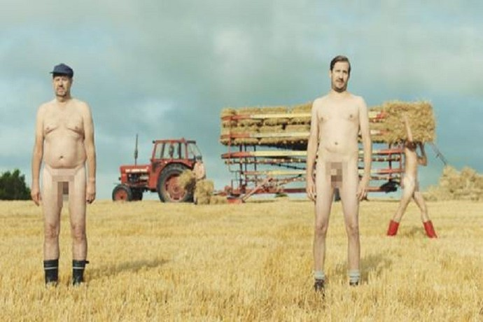 If your country legalize public nudity, would you get naked or wear clothing?