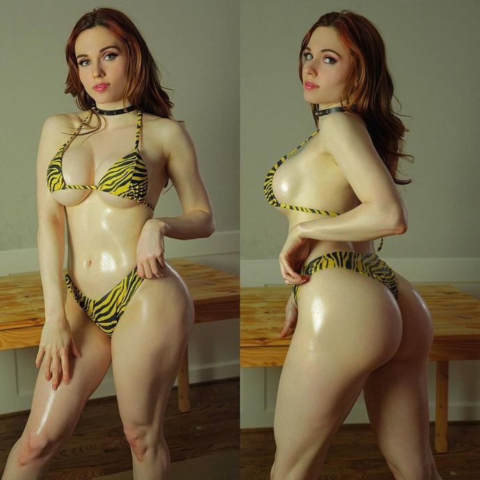 Do you feel sad that Amouranth has been banned from all platforms?
