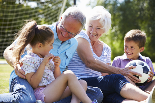 Do elderly people trip you out with some of the stuff they say?