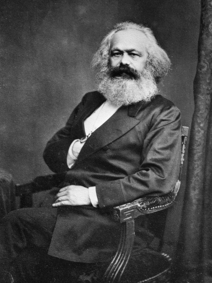 Is your opinion of Karl Marx Positive, Negative, or Neutral?