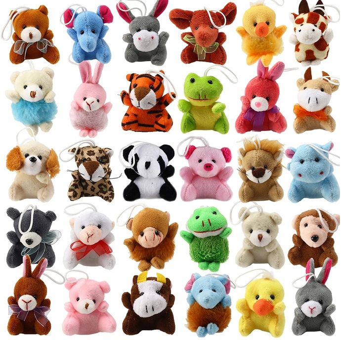 Did you have any stuffed animals growing up?