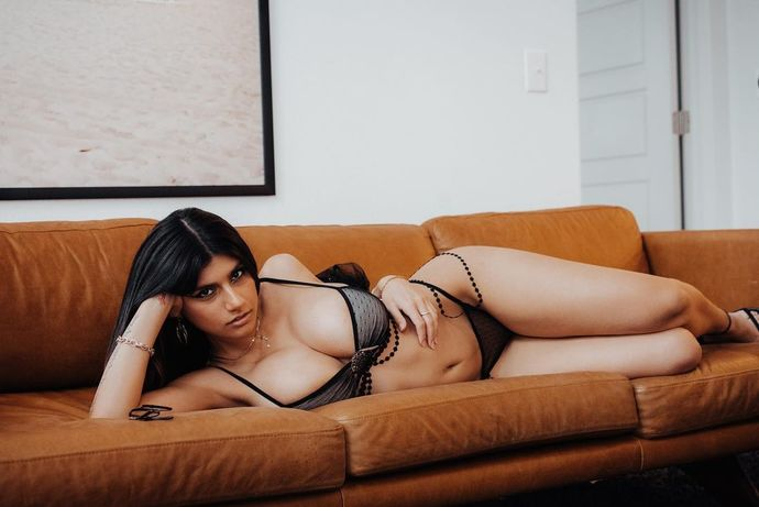 Would you seek help if you were addicted to jerking off to Mia Khalifa?