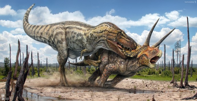 How would you react if science was actually able to revive the dinosaurs?