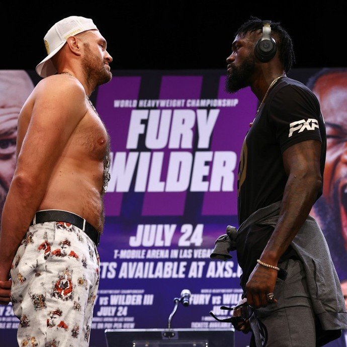 Wilder or fury , boxing champions?