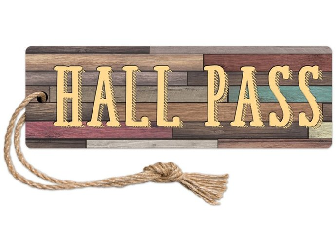 Would you accept the hall pass? (read below)?