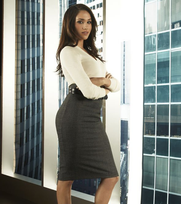 Were you a fan of Meghan Markel in the series Suits?