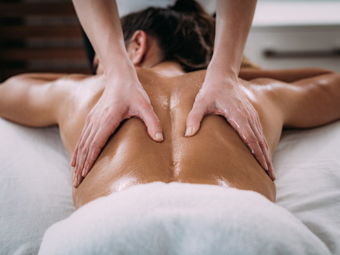 Have you ever requested a happy ending after a massage?