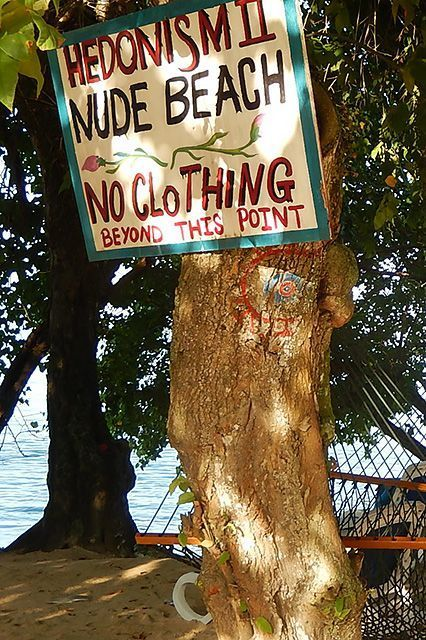 Have you ever visited a nudist resort or beach, and if yes how was your experience?