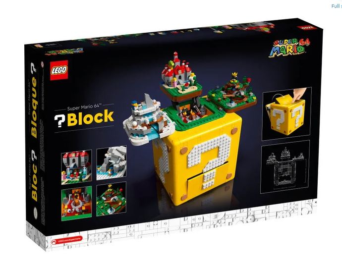 Which of these October & November 2021 LEGO set prereleases/releases is your favorite?