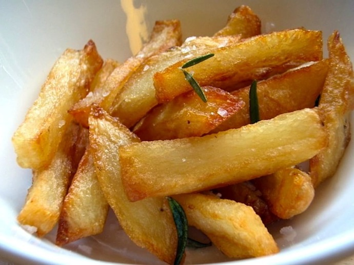 Whats your favorite shape of regular french fries?