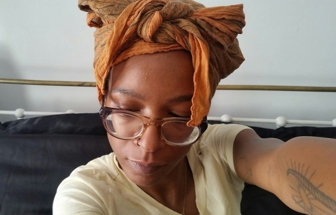 Does it bother you to know that when you date a black girl, shell probably look like this when going to bed at night?