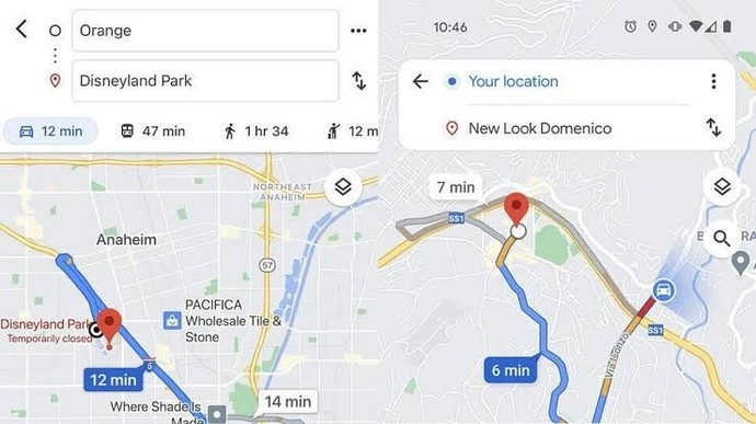 Why do you lower the volume on the radio when you're driving and looking for an address?