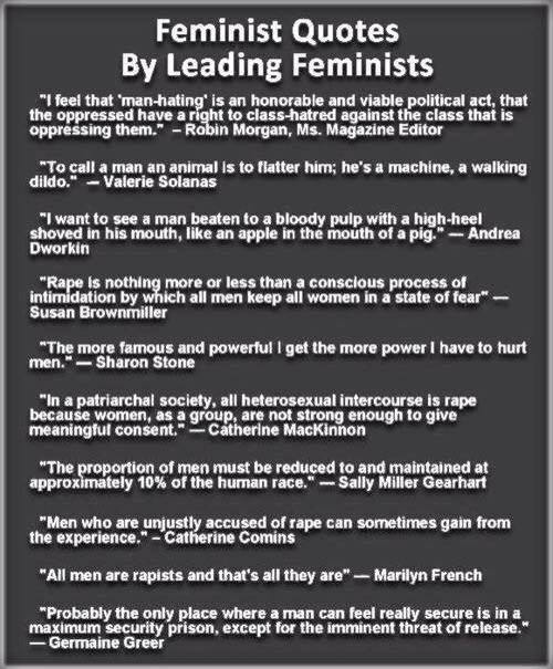 Do you think I should support feminism?