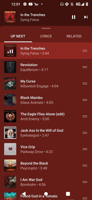 Rate my playlist 😎?