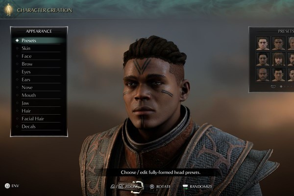 To all gamers when a game has a character creator, do you tend to have a specific look whenever you get to create your own character?