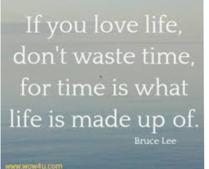 Whats Something You Wasted Too Much Time On?