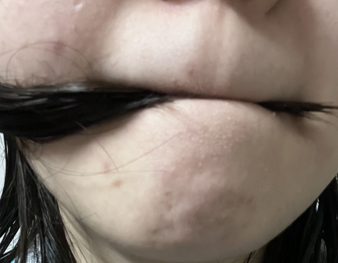 Guys what do you think of girls who has a bad habit in putting their hair in their mouths?