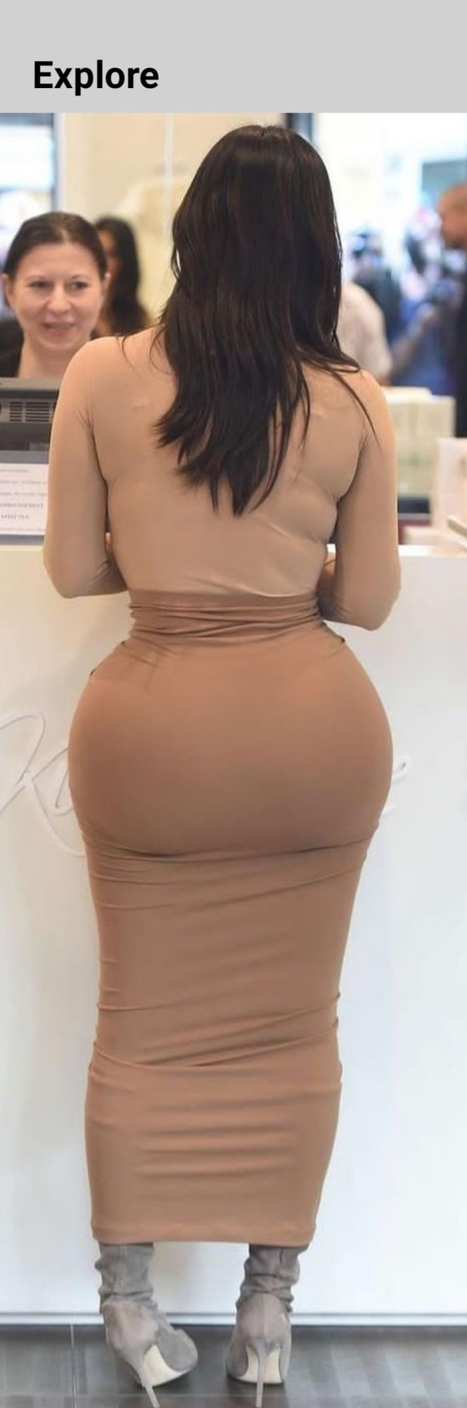 Guys, guess the Booty? Would you love bang it?
