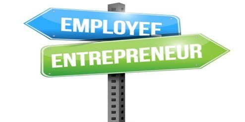 Is it better to be an entrepreneur or an employee?
