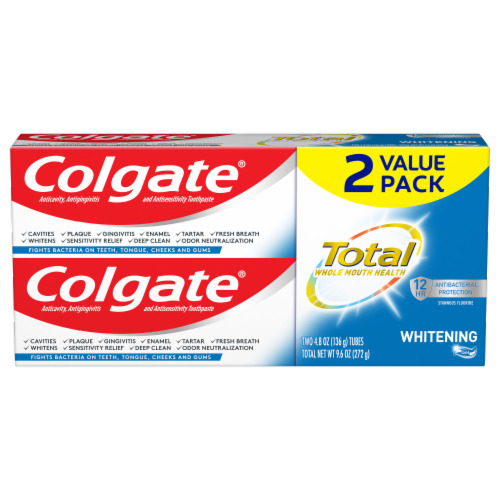 Which toothpaste brand do you use?