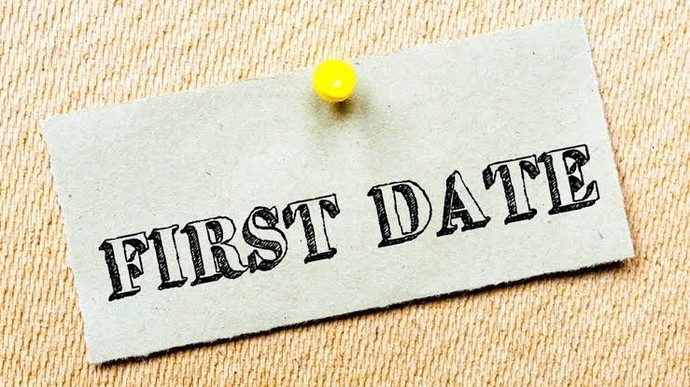 Why are there high expectations for a first date?