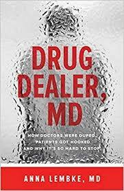 The only difference between a drug dealer and a doctor are few pieces of paper , right or wrong?