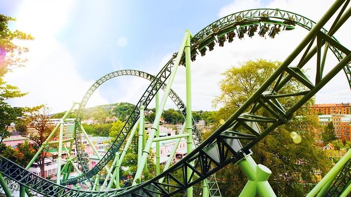 Whats your favorite amusement park ride?
