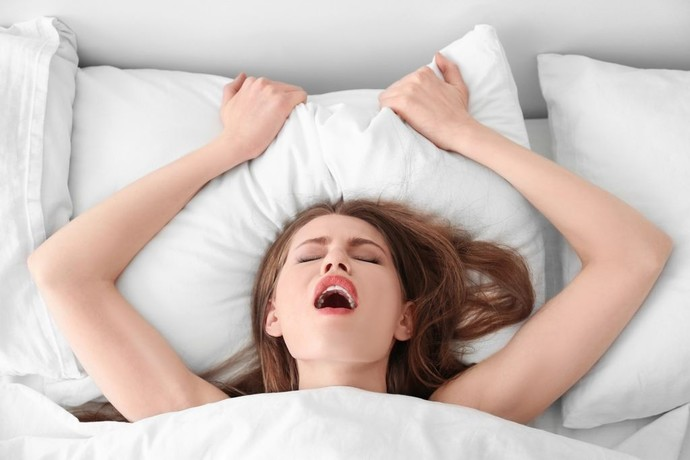 On average, how long does it take you to orgasm?