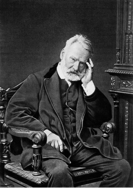 Do you consider Victor Hugo to be a great writer?