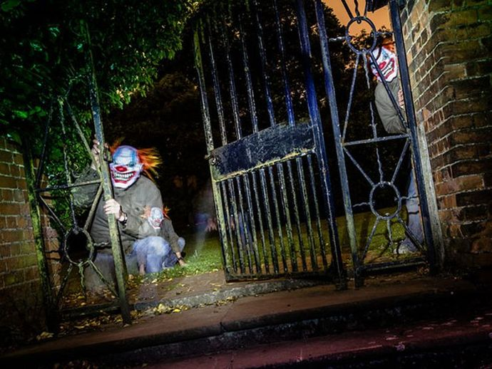 Could you handle this Halloween Attraction?