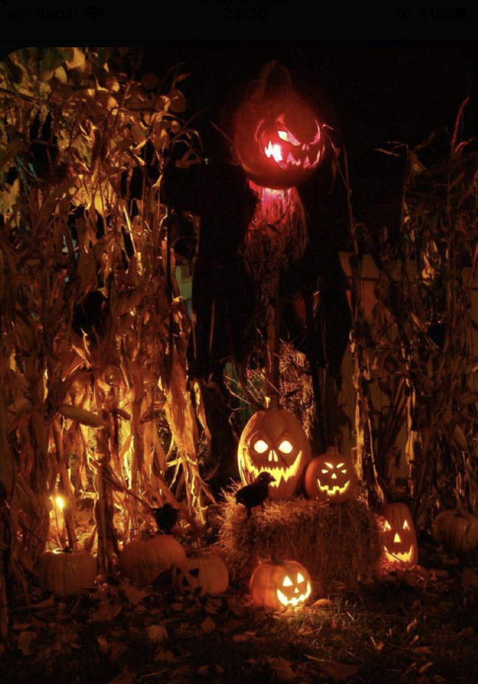 What is your favourite theme for Halloween?