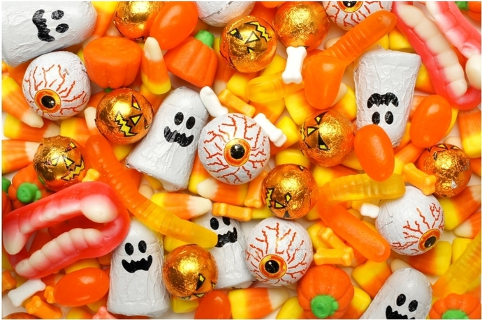 Whats better.   Easter candy or Halloween candy?