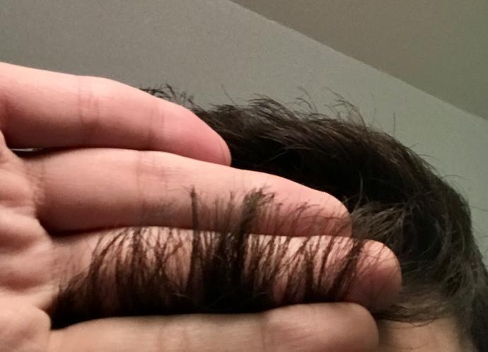 Have I got split ends?