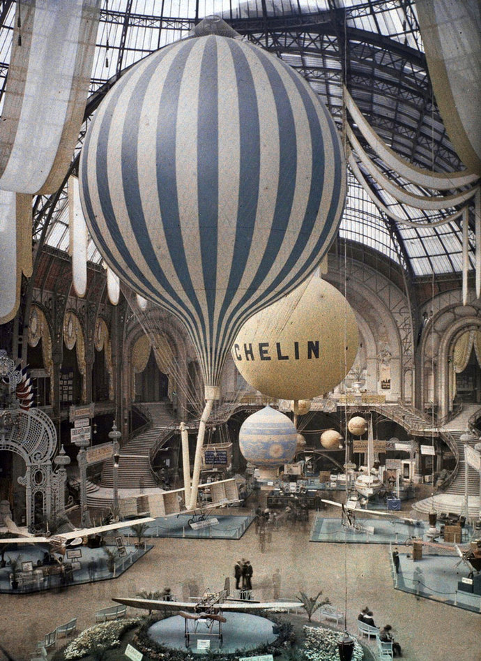 Which of these Vintage color photos from around the world is your favorite?