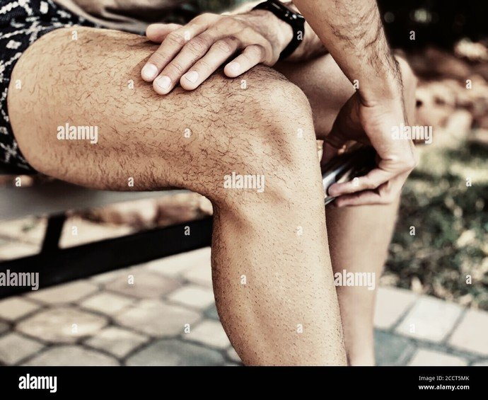 People who feel guys waxing or shaving legs is weird or even gay?