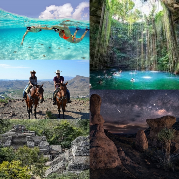 Which trip sounds more epic?