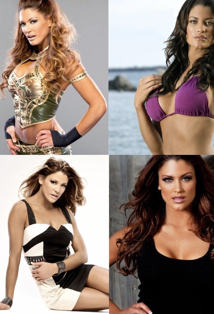 Carmella says shes the best looking thing in WWE, but what WWE female in history would you say looked better?