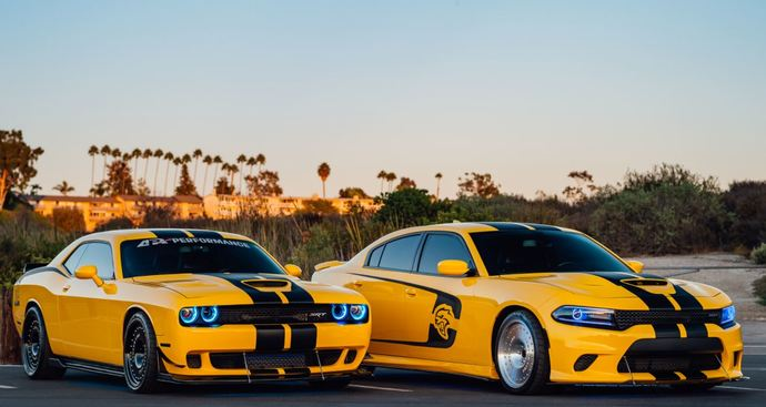 Which of these car duos is your favorite?
