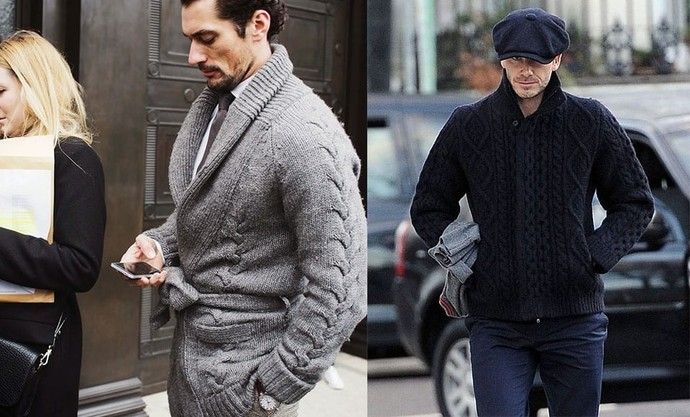 Ladies do you find knitwear on men physically attractive?